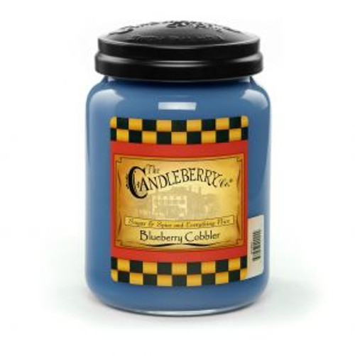 Blueberry Cobbler Candleberry Candle