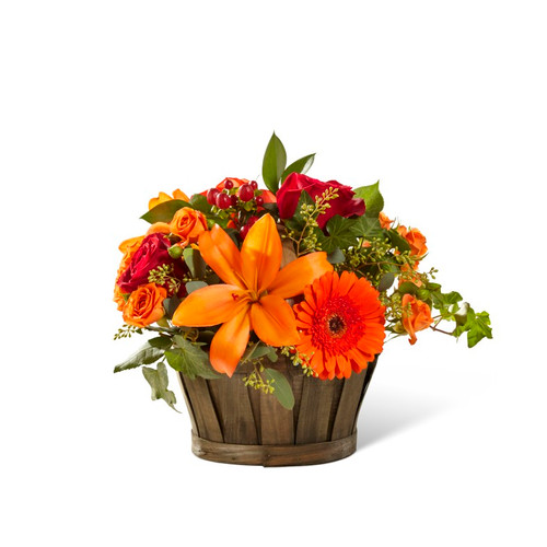FTD Harvest Memories Basket