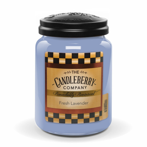 Fresh Lavender Candleberry Candle
