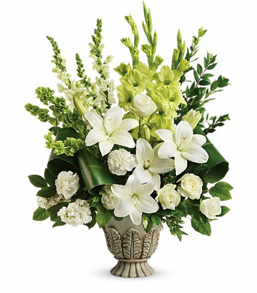 Teleflora's Clouds of Heaven Bouquet