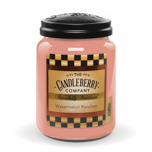 Watermelon Rancher Candleberry Candle