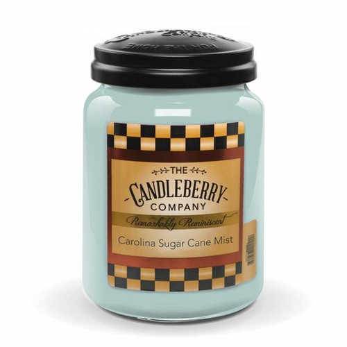 Carolina Sugar Cane Mist Candleberry Candle