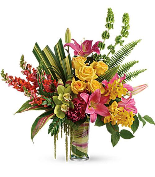 Teleflora's Pretty Paradise Bouquet