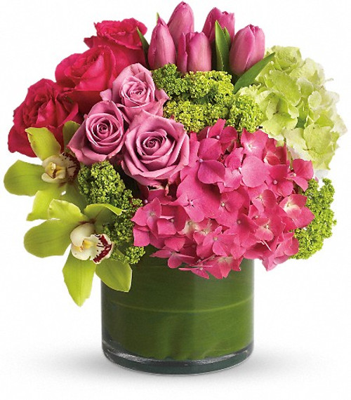 Teleflora's New Sensations Bouquet