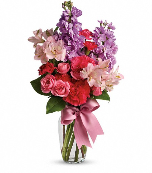 Teleflora's Jumping for Joy Bouquet