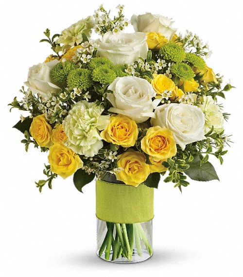 Teleflora's Your Sweet Smile Bouquet
