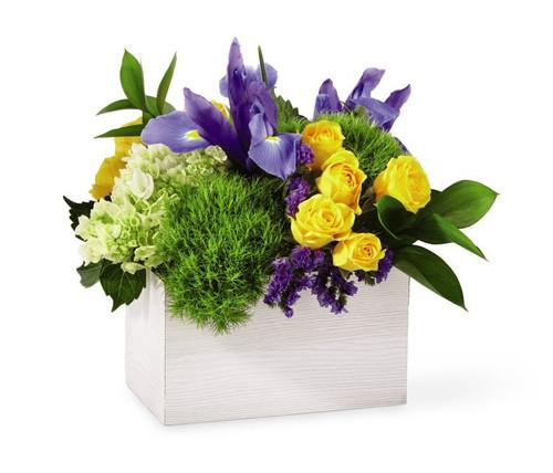 FTD Fields of Iris Bouquet