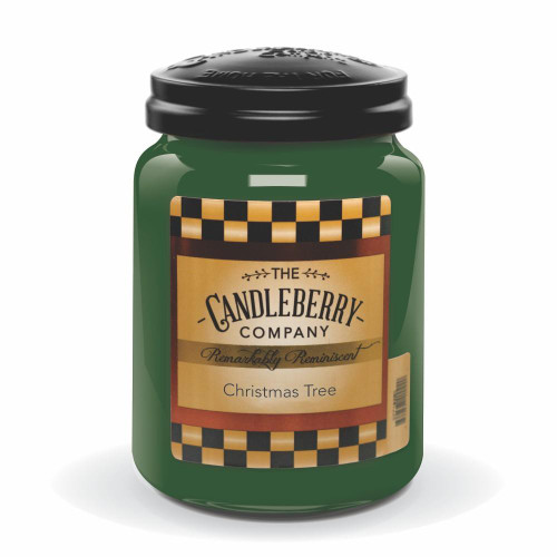 Christmas Tree Candleberry Candle