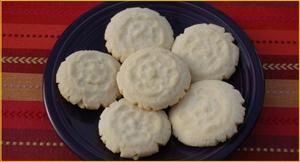 Viennese Butter Cookies