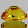 7x5 mm {0.73 cts} Oval Intense AAA Golden Yellow Beryl 'Heliodor' Natural {Flawless-VVS}