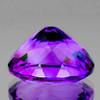12x10 mm {5.09 cts} Oval Best AAA Fire Intense AAA Purple Amethyst Natural {Flawless-VVS1}
