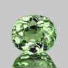 8x7 mm Oval {2.22 cts} AAA Fire Vivid Green Tourmaline Natural Mozambique {VVS}