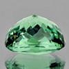 9.5x9 mm { 3.05 cts} Cushion AAA Fire Mint Green Tourmaline Natural {VVS}--AAA Grade
