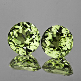 5.30 mm 2 pcs Round AAA Color Change Turkish Diaspore Natural {Flawless-VVS1}