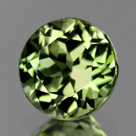 5.00 mm Round AAA Color Change Turkish Diaspore Natural {Flawless-VVS1}