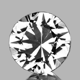 2.70 mm Round Color F-G Extreme Brilliancy Natural White Diamond {VVS} --AAA Grade