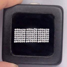 1.00 mm 100 pcs Round Brilliant Machine Cut AAA Diamond White Topaz Natural {Flawless-VVS1} AAA Grade