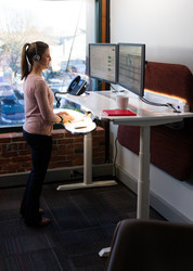 Take a Stand on Your Health with Electric Standing Desks