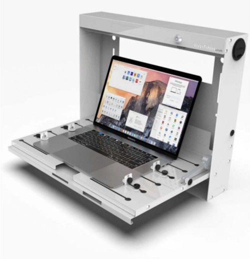 Laptop Wall Mount Computer Station