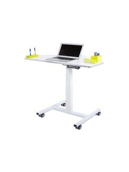 Sit to Stand Computer Cart