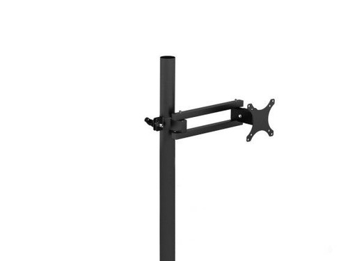 Art Table Pole Mount Spider Monitor Arm