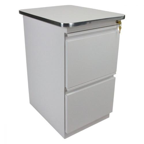 Mobile Vertical Filing Cabinet