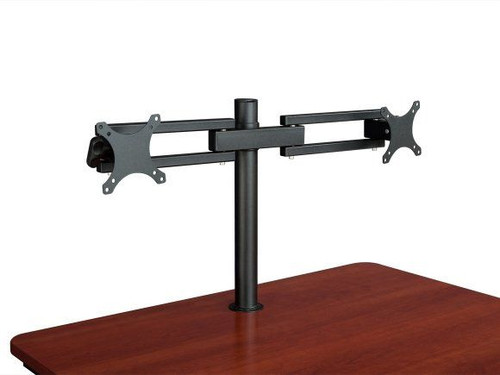 Universal Dual LCD Spider Monitor Arm