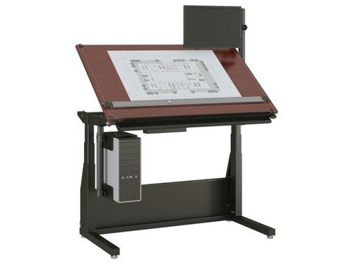 Edison Electric Lift Drafting Table