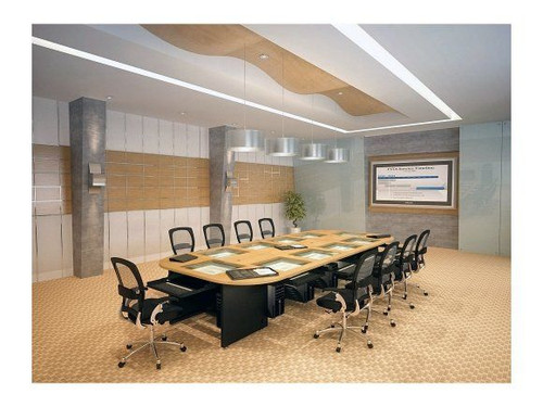 Downview Rectangular Conference Table
