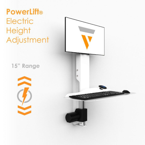 PowerLift® Computer Wall Mount