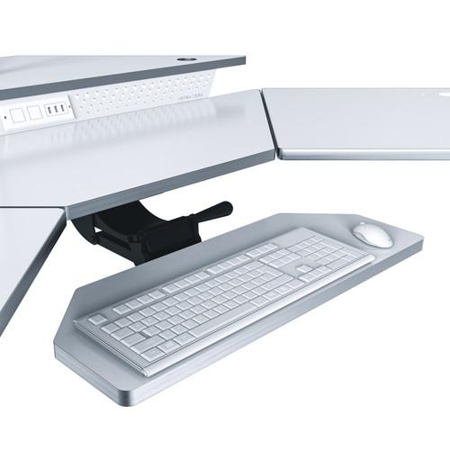 PowerLift®️ Corner Keyboard Tray