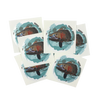 Damsel Cutthroat Sticker