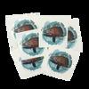 Damsel Cutthroat Sticker