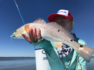 New to saltwater fishing? Give Texas Redfish a try!