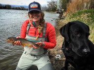 Featured Female Angler: Karlie Roland