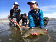 Montana Sisters Disrupt the Fly Fishing Industry with Women in Mind
