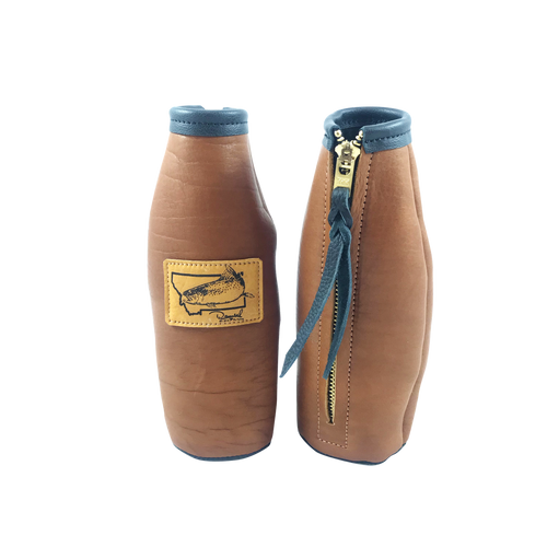 Fish Montana Beer Bottle Koozie