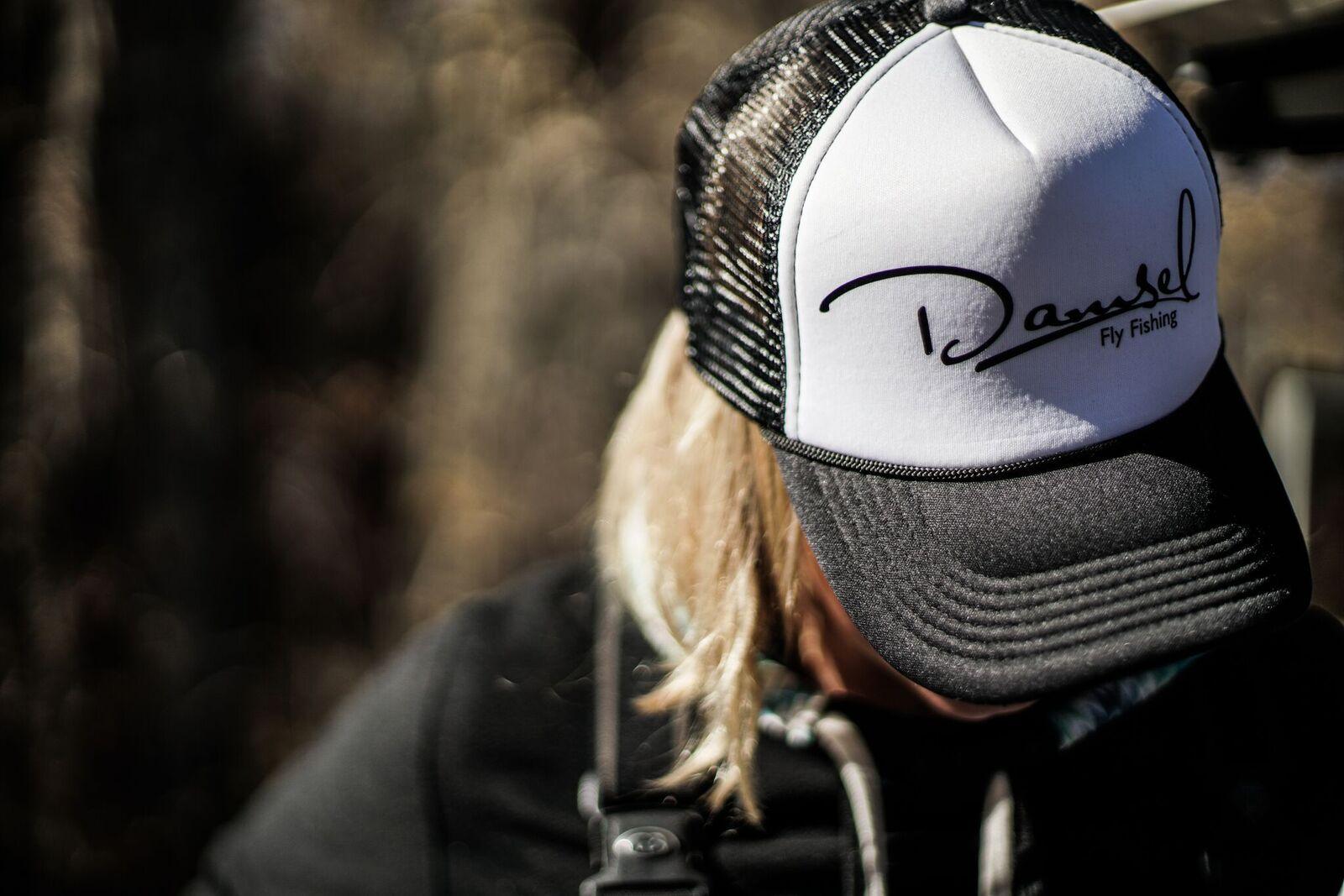 classic Damsel trucker hat