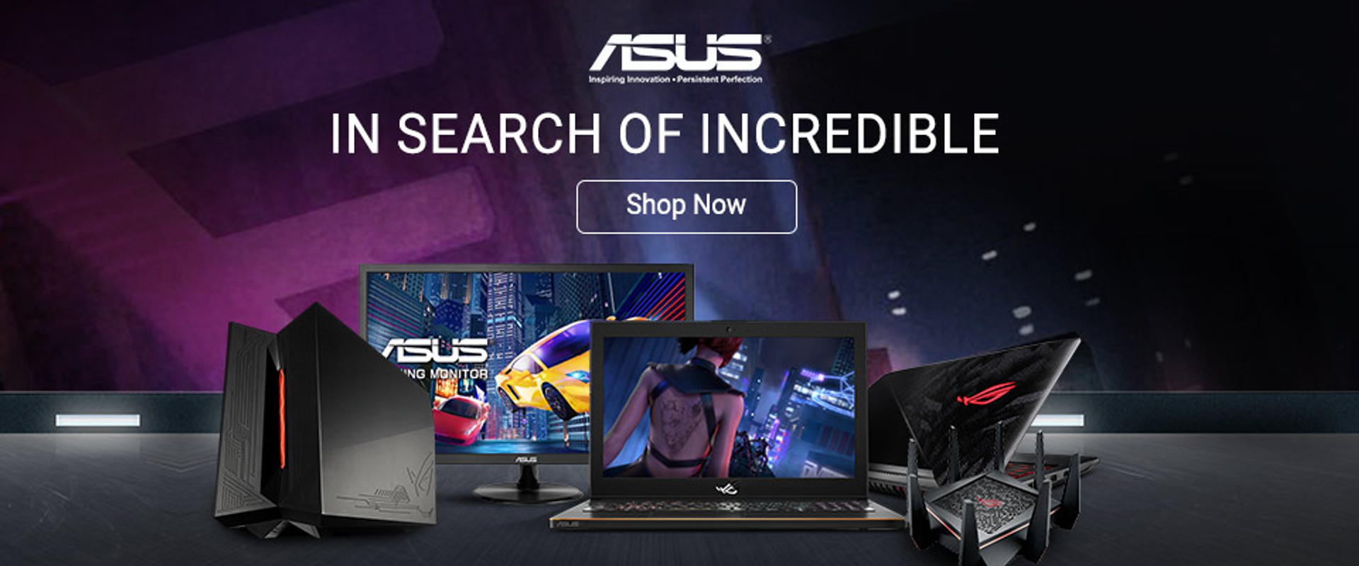 Asus Systems and Components