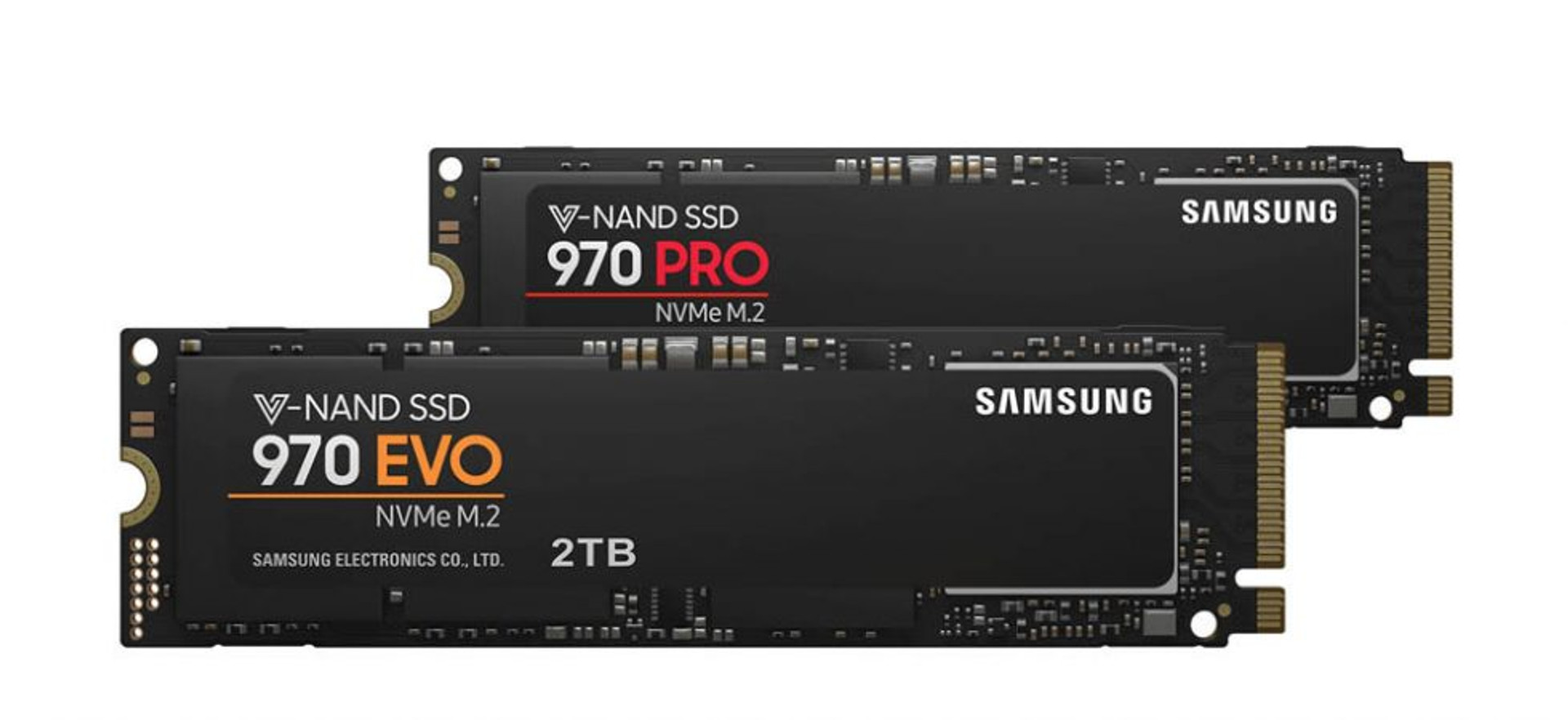 Samsung 970 M.2 SSD