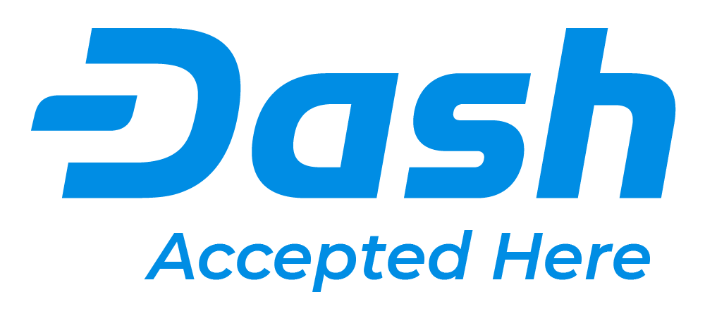 dash accepted here logo
