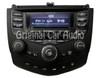 2004 - 2007 Honda Accord Radio and 6 CD  Changer 7BK1
