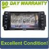 Chrysler Jeep Dodge navigation RER mygig radio CD DVD player