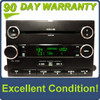 2006 - 2013 Ford Edge OEM Radio Stereo SUBWOOFER 6 Disc Changer MP3 CD Player Receiver