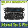 UNLOCKED BUICK Enclave Radio Stereo MP3 6 CD Player