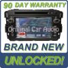 Unlocked GMC Chevy Pontiac Radio Navigation GPS CD Player