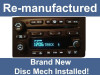 Remanufactured GMC Radio 6 CD Changer Stereo AM FM OEM