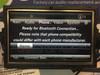 2012 - 2014 MERCEDES-BENZ C GL ML SLK Class OEM Information Display Screen