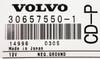 03 04 05 06 VOLVO XC90 Radio Stereo Single CD Player 2003 2004 2005 2006 OEM Factory
