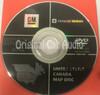 GM Satellite Navigation System CD 15105609 Version 2.0
